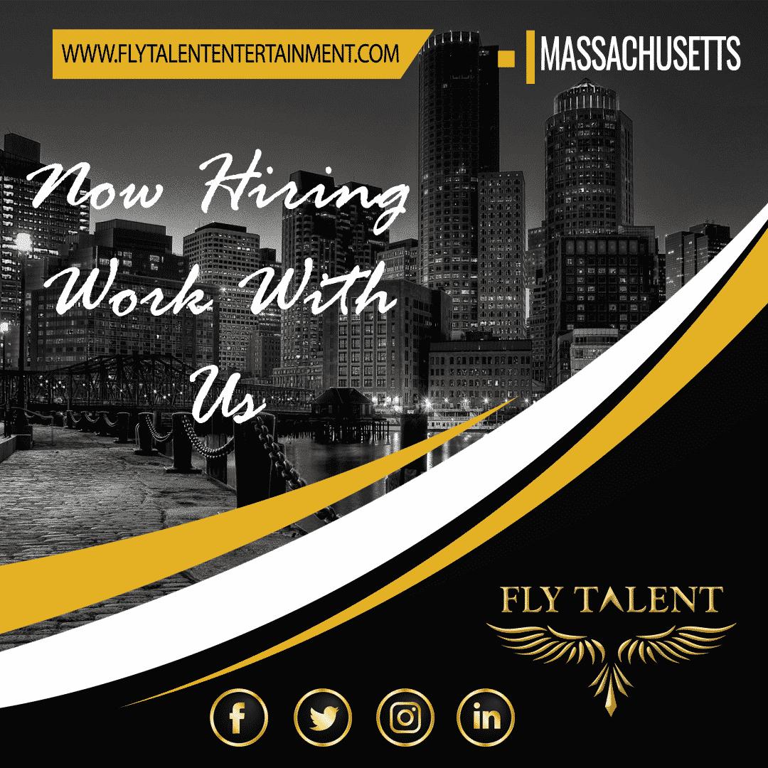 Fly Talent Flyer